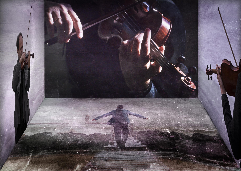 Fugue pour violon solo