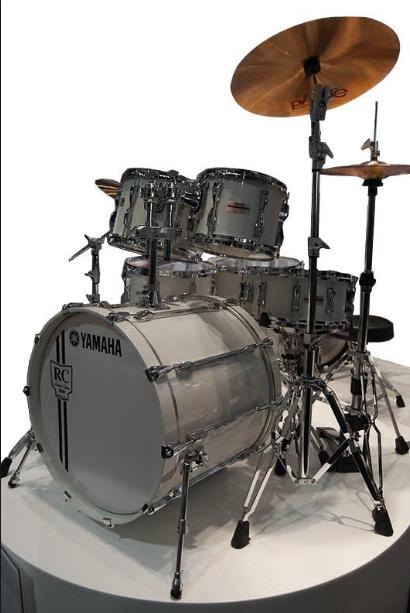 Yamaha RC Komplett Slagverk