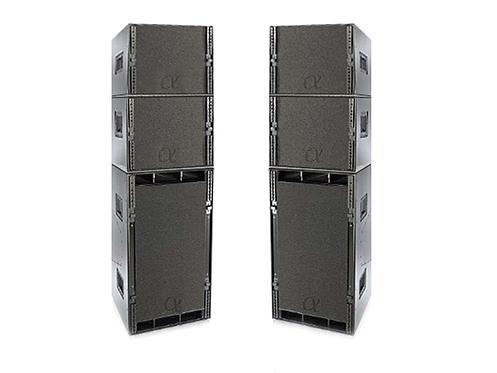 NEXO Alpha - 2 Stack