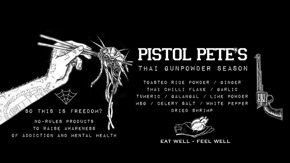 Pistol Pete's Thai Gunpowder Season