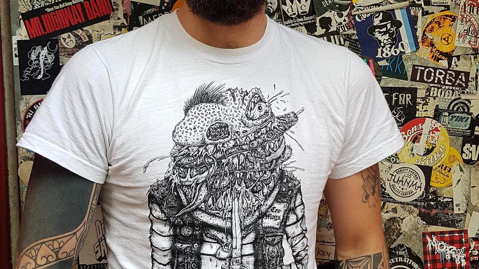 'BORN TO LOSE'T-Shirt (BurgerMonster)