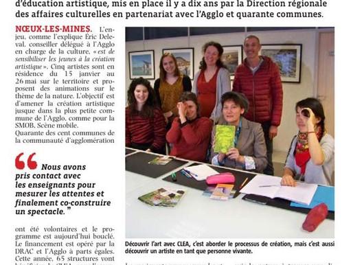 RESIDENCE MISSION CLEA Agglomération Béthune Bruay Artois Lys Romane