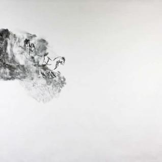 extrait 1 BALANCIER - Edel Truda - 4min48 -  2013/15 - créations sonores Juliette Adam improvisation, clarinette basse, voix et Valentin Bauer enregistrement, mixage