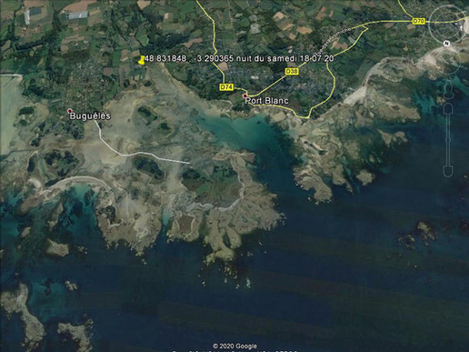 vers Port Blanc 48.831848 , -3.290365