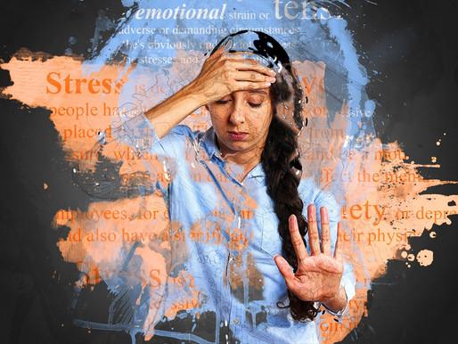 Como lidar com estresse e ansiedade em tempos desafiadores?
