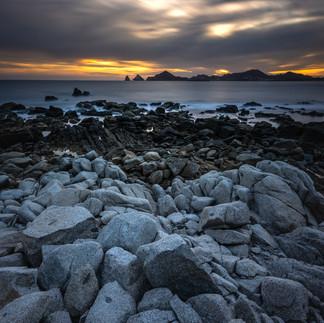 Piedras en Arco de Cabos Garciaferro