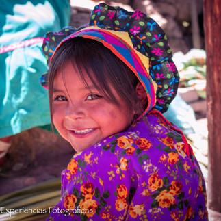 Chica Tarahumara Chihuahua Garciaferro