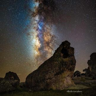 Vía Láctea Creel Garciaferro