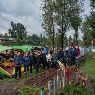 Grupo Enero 2019 Xochimilco