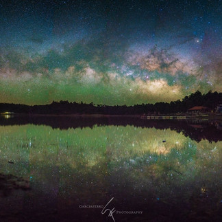 Vía Láctea Arareco Garciaferro
