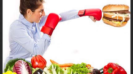 Pare de focar no que evitar em uma dieta