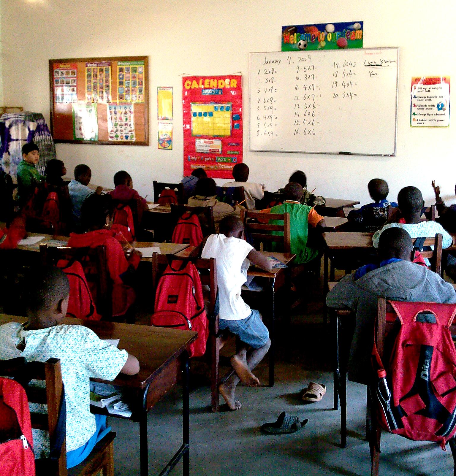 Class2007Classroom