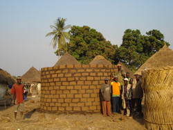 Mud House in Villages
