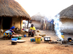 Manya Village in Guinea