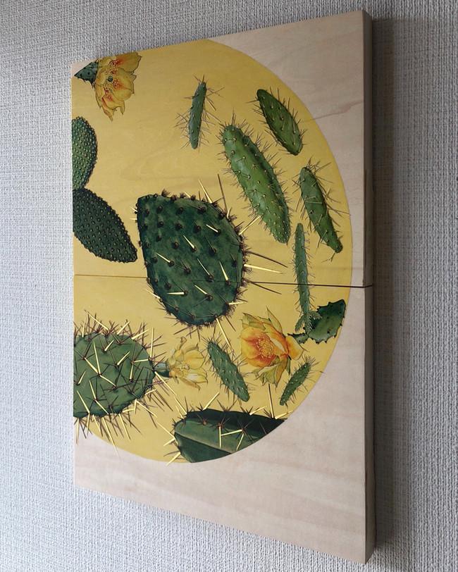 Cactus (yellow)