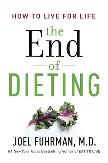end of dieting cover