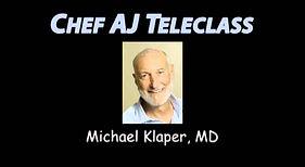 Chef AJ teleclass