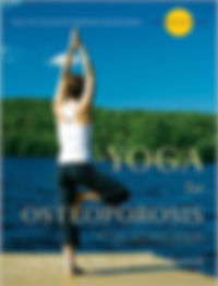 yoga for osteoporosis cover