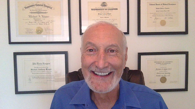 Dr. Michael Klaper discusses DHA supplements