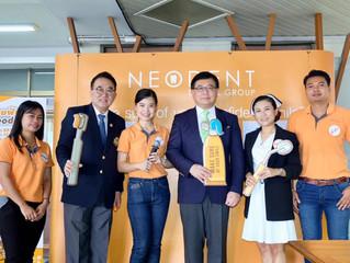 ร่วมจัดกิจกรรม Siam i-Edu English Storytelling Contest ณ มหาวิทยาลัยสยาม