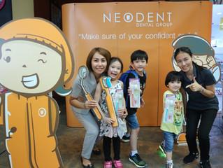 Neodent Fun Day - ภาพบรรยากาศงานเปิดคลินิกทันตกรรมนีโอเด้นท์ วิคตอเรีย