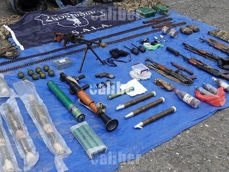 Qarabağda ASALA terrorçularının anbarı aşkarlandı