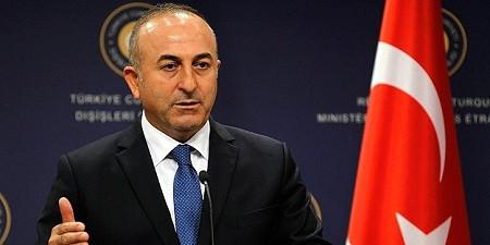 """Mövlud Çavuşoğlu: """"Cox sağ olun, Cənab İlham Əliyev"""""""