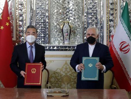 Çin İrana 400 milyard dollar yatırım edəcək