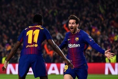 """Barselona"" çempion oldu-Messi şou göstərdi"