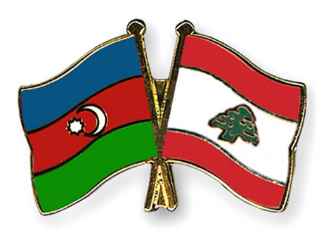 Azərbaycan  Livana başsağlığı verdi