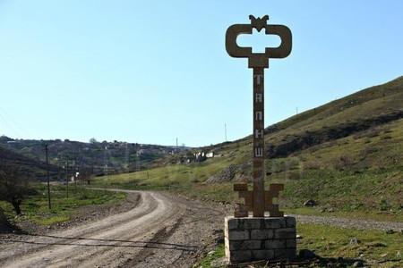 Talış kəndi ətrafındakı əlverişli yüksəkliklər düşməndən təmizlənib