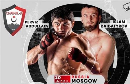 Azərbaycanlı kikboksçu Moskvada döyüşəcək
