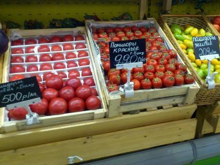 Rusiya pomidor idxalına qadağanı qaldırır
