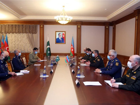 Azərbaycan Pakistanla hərbi aviasiyada əməkdaşlıq edəcək