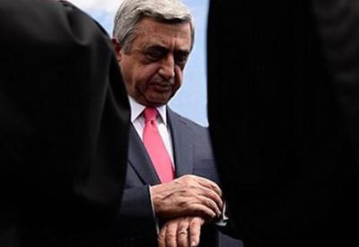 Серж Саркисян — убийца азербайджанских детей и военный преступник