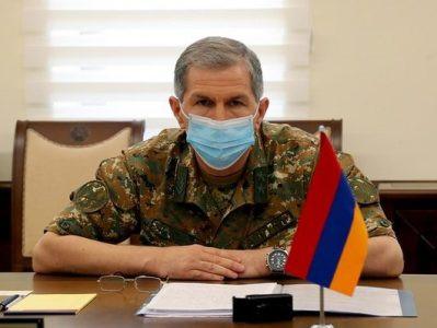 Генштаб ВС Армении потребовал отставки Никола Пашиняна