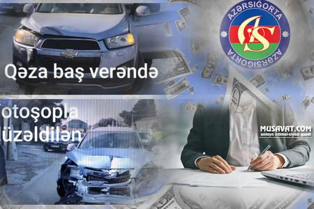 Azərbaycanda sığorta şirkətlərinin fırıldaq əməlləri
