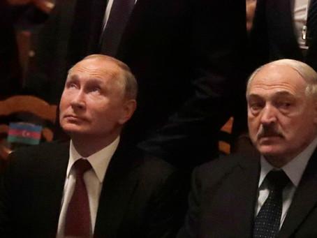 Belarus Kremlin nəzarətindən çıxsa...