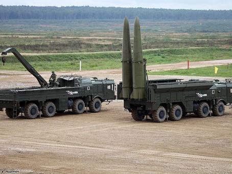 """Rusiya Ermənistana bir diviziya """"İskander -M"""" raket kompleksi satıb"""