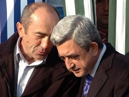 Кочарян и Саргсян пошли против Владимира Путина