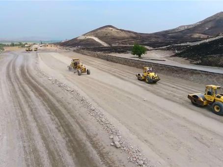 Bu avtomobil yolları Qarabağın inkişaf planına uyğun inşa edilir