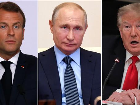 Дети жертв армянского террора обратились к Путину и Трампу
