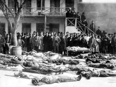 Исполняется 103 года со дня геноцида азербайджанцев
