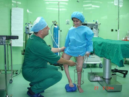 Travmatologiyanın şahı-Professor İsmayılov
