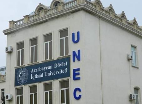 UNEC İqtisad Universitetinin direktoru saxlanılıb-YENİLƏNİB