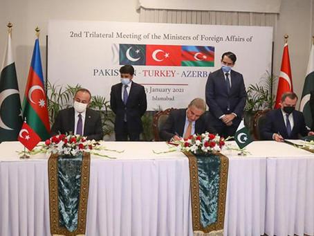 Pakistan Azərbaycan-Türkiyə müttəfiqliyinə qoşulur