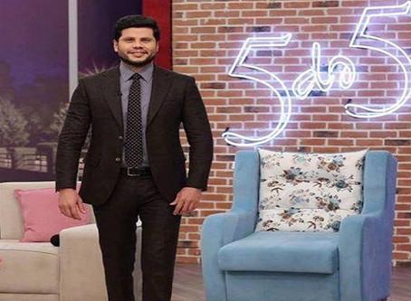 """Xəzər TV -də Zaur Kamalın """"5/5"""" verilişi bağlanıb"""