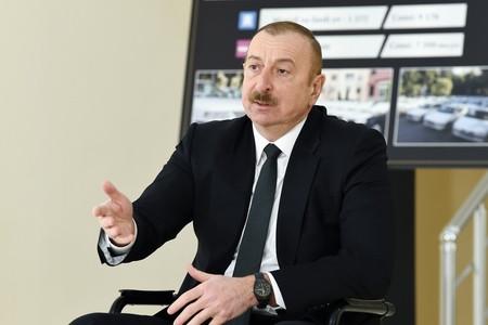 """""""Gürcüstanın ehtiyat etdiyi istənilən məsələləri nəzərə alacağıq"""""""