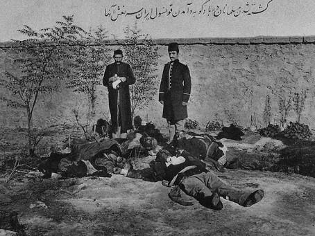 Bakıda azərbaycanlıların soyqırımı-1918-ci il