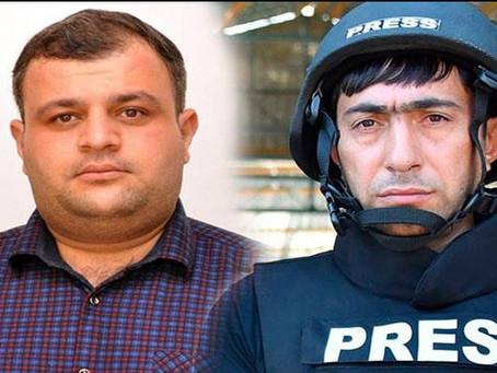 Minaya düşərək həlak olan jurnalistlərə şəhid statusu veriləcək - RƏSMİ